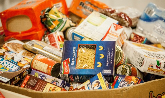 Provide a Food Pack to a Vulnerable Family in West Los Angeles