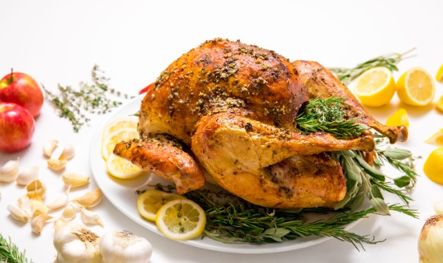 Gift a Turkey to a Family in Need During Thanksgiving