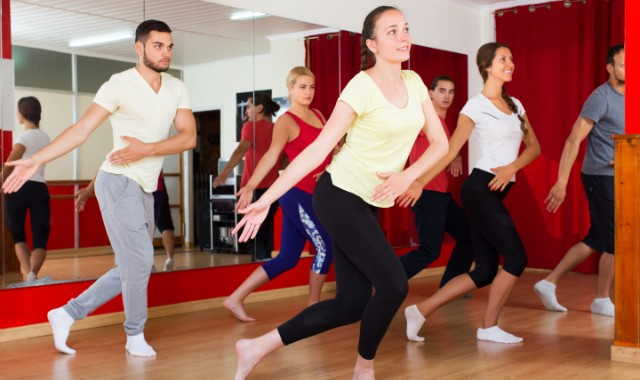 Fund a Dance Lesson for Underprivileged Youth