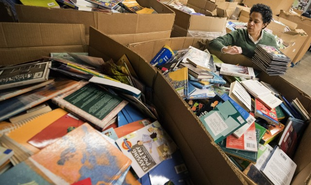 Help Send Books to Africa to End the Book Famine