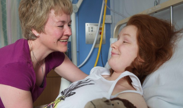 Fund an Overnight Bed for a Parent to Stay with their Child at a Hospital