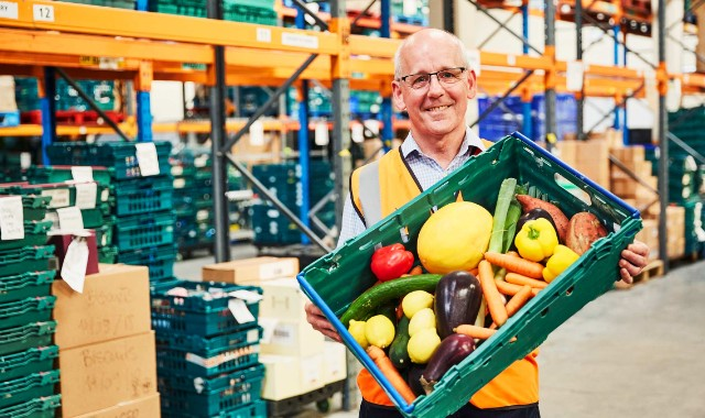 Help Provide Nutritious Meals to Vulnerable People Across the UK
