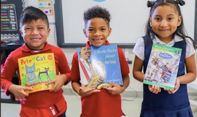 Provide a Book to a Child in Need