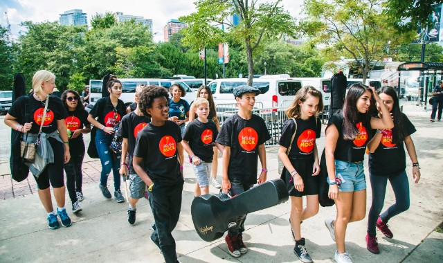 Fund Music Lessons for Underprivileged Youth
